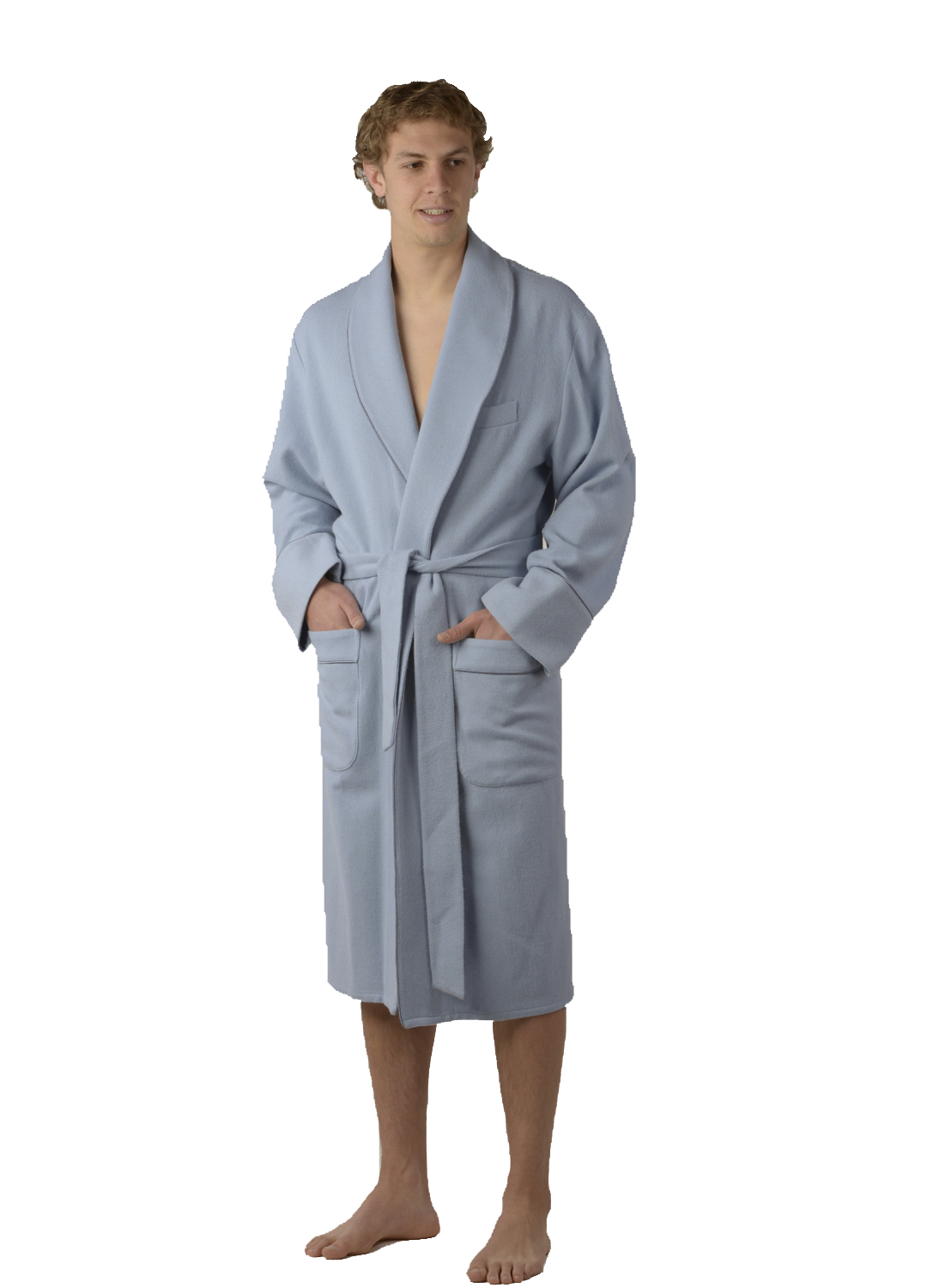 menu0027s robe baby alpaca robe - Mens Bathrobes