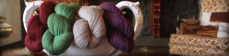 Alpaca Yarns for Handknitting